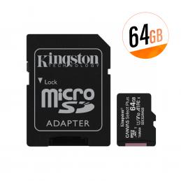 Cartão Memória 64GB +...
